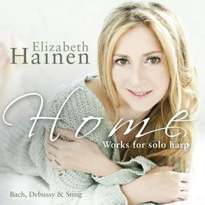 Home - Works for Solo Harp by Bach, Debussy & Sting