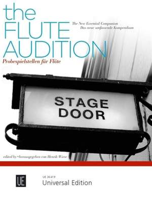The Flute Audition Product Image