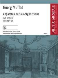 Georg Muffat: Apparatus Musico-Organisticus Vol. 2