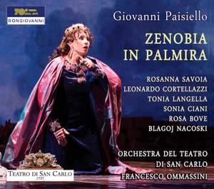 Zenobia in Palmira, R. 1.81 (Live) Product Image