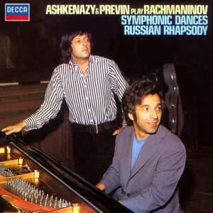 Rachmaninov: Symphonic Dances; Russian Rhapsody
