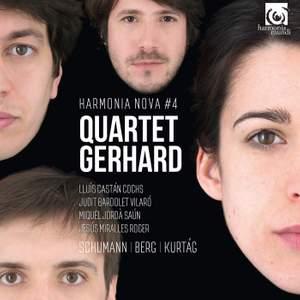 Schumann, Kurtág & Berg: String Quartets