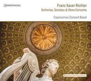 F X Richter: Sinfonias, Sonatas & Oboe Concerto