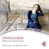 Strings & Webs: Works for Concert Harp