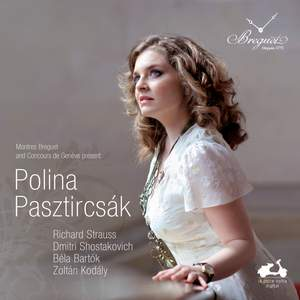 Polina Pasztircsák: Bartók, Kodály, Shostakovich & Strauss Product Image