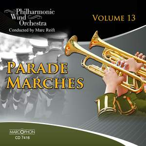 Parade Marches, Vol. 13