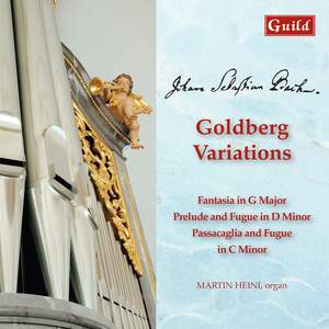 JS Bach: Goldberg Variations & Organ Works