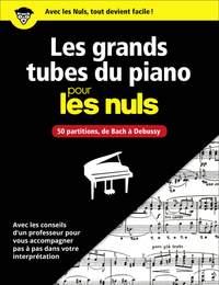 Gwendal Giguelay: Les grands tubes du piano pour les nuls