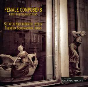 Female Composers: Pieces for Violin and Piano