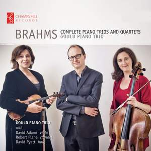 Brahms: Complete Piano Trios and Quartets