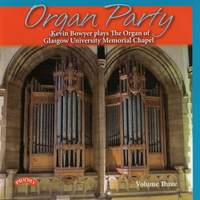 Organ Party - Volume 3