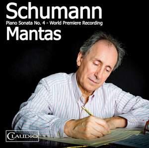 Schumann: Piano Sonata No. 4