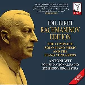 Rachmaninov: Complete Piano Music Product Image