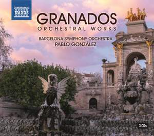 Granados: Orchestral Works Product Image