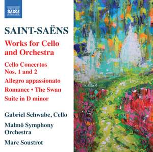 Saint-Saens: Works for Cello & Orchestra