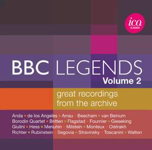 BBC Legends Volume 2