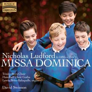 Nicholas Ludford: Missa Dominica Product Image