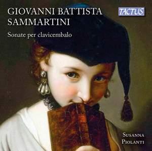 G B Sammartini: Sonate per clavicembalo Product Image