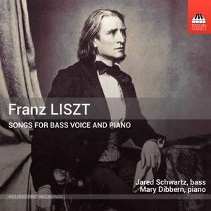 Liszt: Songs for Bass Voice and Piano
