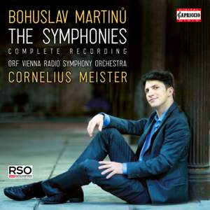 Martinů: The Symphonies