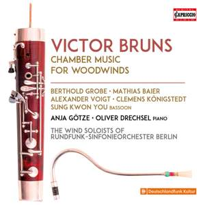 Victor Bruns: Chamber Music for Woodwinds