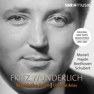 Fritz Wunderlich sings Classical Arias