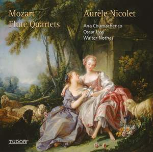 Mozart: Flute Quartets Nos. 1-4