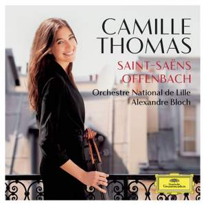 Camille Thomas plays Saint-Saëns & Offenbach Product Image