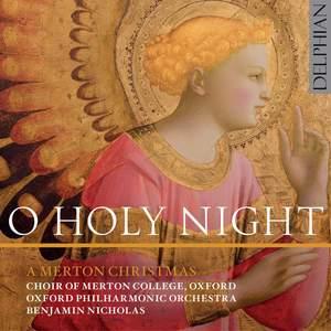 O Holy Night – A Merton Christmas