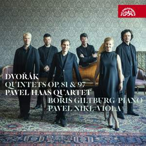 Dvorak: Quintets Op. 81 & 97 Product Image