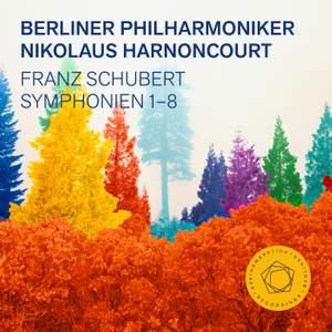 Schubert: Symphonies Nos. 1-8
