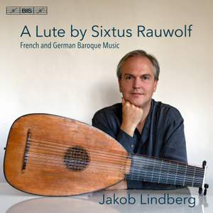 A Lute by Sixtus Rauwolf Product Image