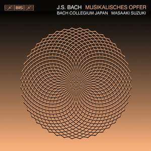 JS Bach: Musikalisches Opfer Product Image