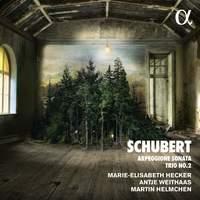 Schubert: Arpeggione Sonata & Piano Trio No. 2