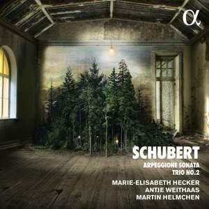 Schubert: Arpeggione Sonata & Piano Trio No. 2 Product Image
