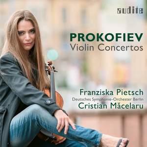 Prokofiev: Violin Concertos Product Image