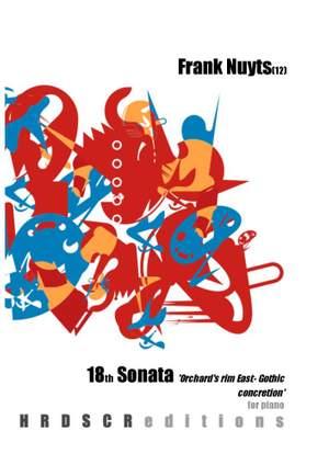 Frank Nuyts: 18th Sonata Product Image