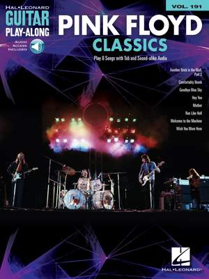 Pink Floyd Classics Product Image