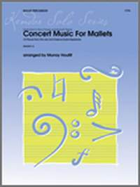 Murray Houllif: Concert Music For Mallets