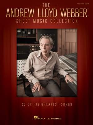 Andrew Lloyd Webber: The Andrew Lloyd Webber Sheet Music Collection