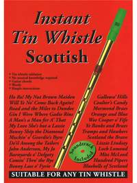 Dave Mallinson: Instant Tin Whistle Scottish