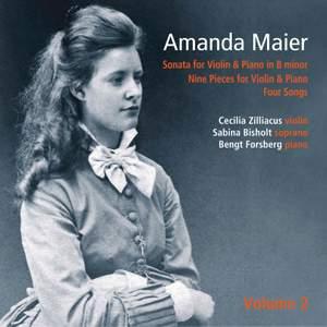 Amanda Meier: Volume 2 Product Image