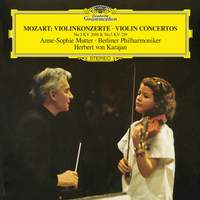 Mozart: Violin Concerto Nos. 3 & 5