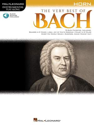 The Very Best of Bach - Horn