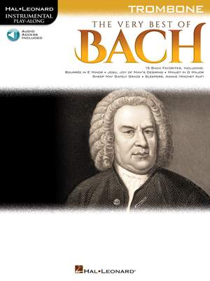 The Very Best of Bach - Trombone