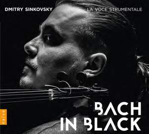 Bach in Black Product Image