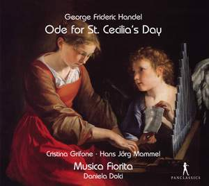 Handel: Ode for St Cecilia's Day Product Image
