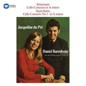 Schumann & Saint-Saens: Cello Concertos (2011 - Remaster)