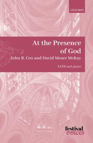 Cox, John R.: At the Presence of God