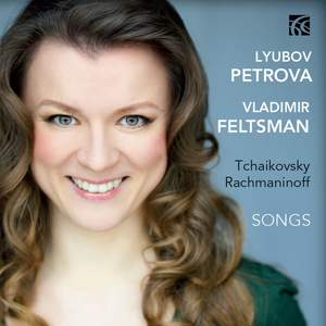 Tchaikovsky & Rachmaninov: Songs